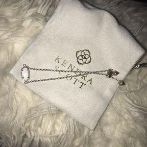 kendra scott kyocera opal bracelet